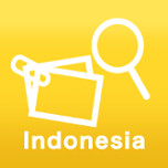 Trip Clip インドネシア アイコン