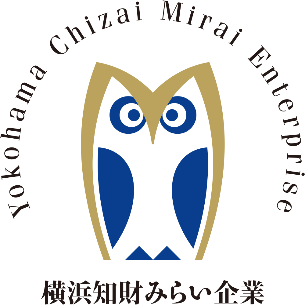 横浜知財みらい企業ロゴ